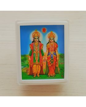 713 - LED - Square - Light - Lakshmi Narayan