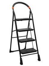 SWK Sanitaryware Folding Ladders With Wide Steps-L-203 4 Steps