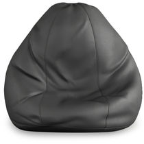 India Furnish Bean Bag Cover- Grey Color (Without Beans), xxl