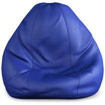 India Furnish Bean Bag Cover- Blue Color (Without Beans), xxl