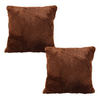 Cortina Cortina Pillow (HP-008-A-SO2),  brown