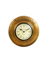 Cocovey Ethnic Wall Clocks (C111018_ 6), golden
