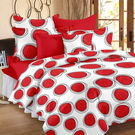 Ahmedabad Cotton Comfort Cotton Single Bedsheet