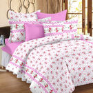 Ahmedabad Cotton Aspire Cotton Double Bedsheet