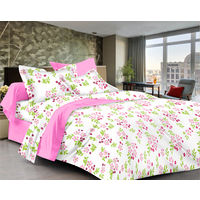 Ahmedabad Cotton Basics Cotton Single Bedsheet