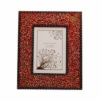 Cocovey Photo Frame (HPF111006),  red
