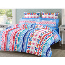 Ahmedabad Cotton Aspire Cotton Sateen Double Bedsheet
