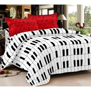 Ahmedabad Cotton Mix n Match 100% Cotton Double Bedsheet
