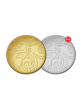 Amrapali Blossom Gold Coin With FREE SILVER COIN ,...