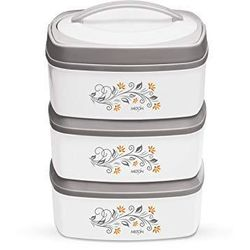 Milton Travel Mate 3 Multiple Stackable & Space Saver Casserole