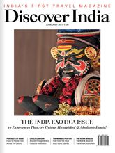 Discover India , (English, 1 Year)