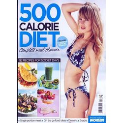 500 Calorie 2 Day Diet, english, single issue