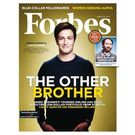 Forbes, single issue, english