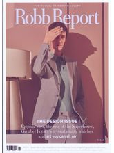 Robb Report UK, english, single issue