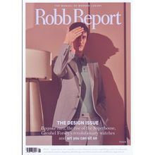 Robb Report UK, single issue, english