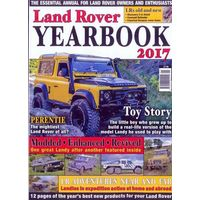 Land Rover Yearbook, 1 year, english