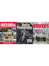 Overdrive+ Better Photography+ Better Interiors, English, 1 year