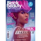 Black Beauty & Hair, single issue, english