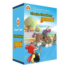 Chacha Chaudhary Box, 1 year, english
