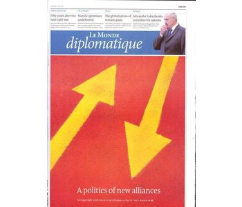 Le Monde Diplomatique English, single issue, english
