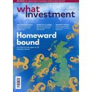 What Investment, single issue, english
