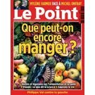 Le Point, 1 year, french