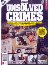Bz Real Crime Book Unsol Crim, english, 1 year