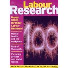 Labour Research, 1 year, english