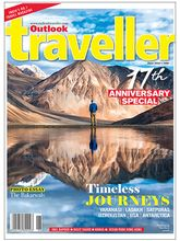 Outlook Traveller (English, 1 Year)
