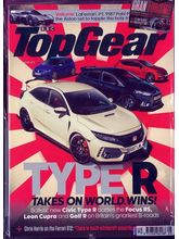 BBC Top Gear Magazine, english, 1 year