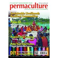 Permaculture, 1 year, english