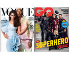 Vogue+ GQ,(English 1 Year)