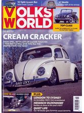 Volksworld, english, single issue