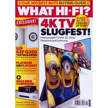 What Hi-Fi, single issue, english