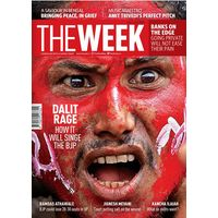 THE WEEK MAGAZINE, english, 1 year