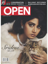 Open Magazine (English, 1 Year) (Print)