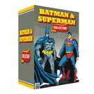 Batman & Superman Box, english, 1 year