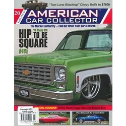 American Car Collector, single issue, english