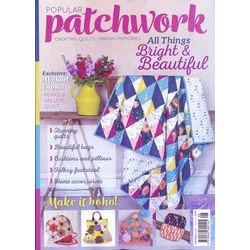 Popular Patchwork, english, single issue