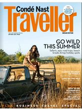 Conde Nast Traveller (1 year,English) (Subscribe & Get a gift hamper from Coccoon worth INR 1,398 Free)