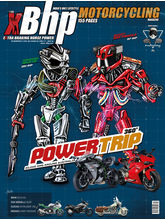 xBhp Magazine (English, 1 Year)
