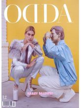 Odda Issue 12 Hailey Baldwin, english, 1 year