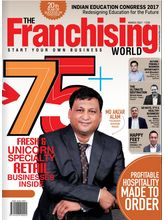 The Franchising World : Anniversary Special (English, 1 Year)