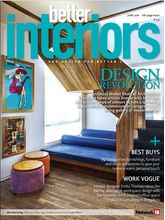 Better Interiors (English, 1 Year)