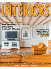 Society Interiors (English, 1 Year)