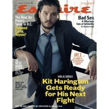 Esquire USA, single issue, english