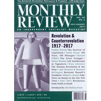 Monthly Review, 1 year, english