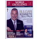 World Excellence, english, single issue