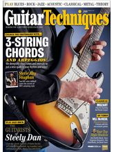Guitar Techniques (English, 1 Year)