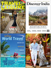 (Travel+ Leisure) + (Discover India) + (Selling World Travel) + (Asia Spa) , English, 1 Year)